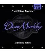 Juego de cuerdas Dean Markley 2505B MED 11-52