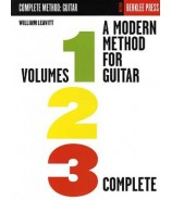 A modern method for guitar (vol. 1, 2 y 3)