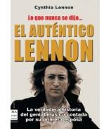 El auténtico Lennon · Lo que nunca se dijo...