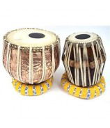 Tabla india semi-profesional decorada