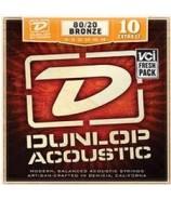 Juego de cuerdas acústica Dunlop 010-048