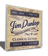Juego de cuerdas clásica Dunlop Premiere
