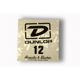 Cuerda suelta Dunlop para eléctrica/acústica