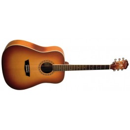 Washburn WD-7S ACS Cherry Sunburst