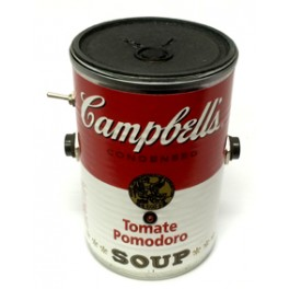 Latampli Campbell´s tomate