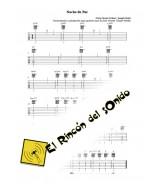 Noche de Paz, Chord Melody Jazz
