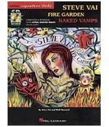 Fire garden, Steve Vai