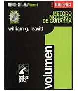 Método moderno de guitarra VOL.1 (versión castellano + CD)