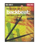 Beyond the backbeat (Drum set - technique)(+CD)