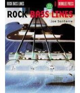 Rock bass lines (+CD)