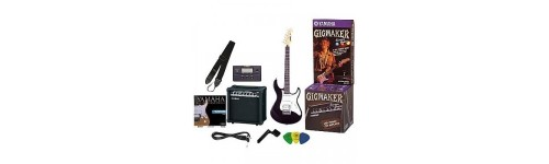 Packs de guitarra
