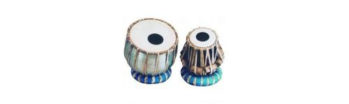 Percusión de la india
