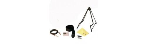 Packs de accesorios para guitarra