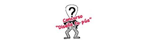 """Concurso """"Diseña tu púa"""""""